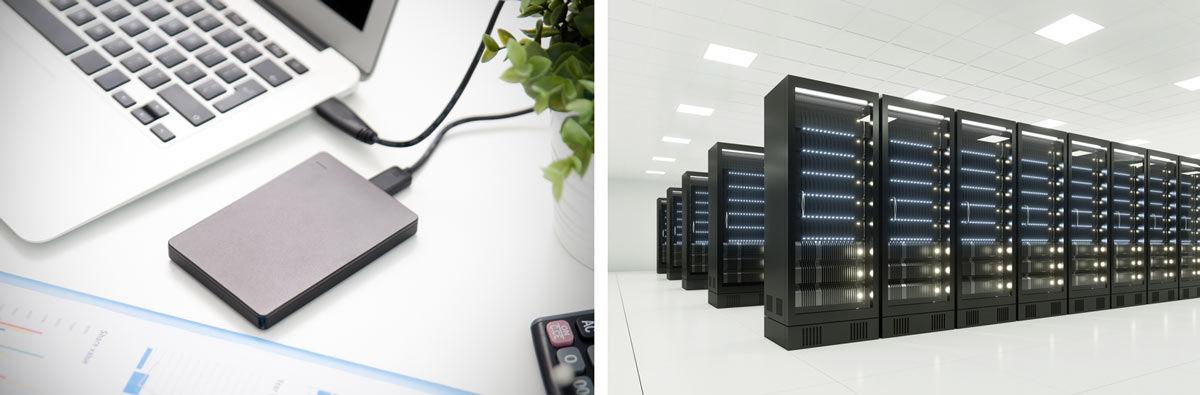 sauvegarde des données informatiques